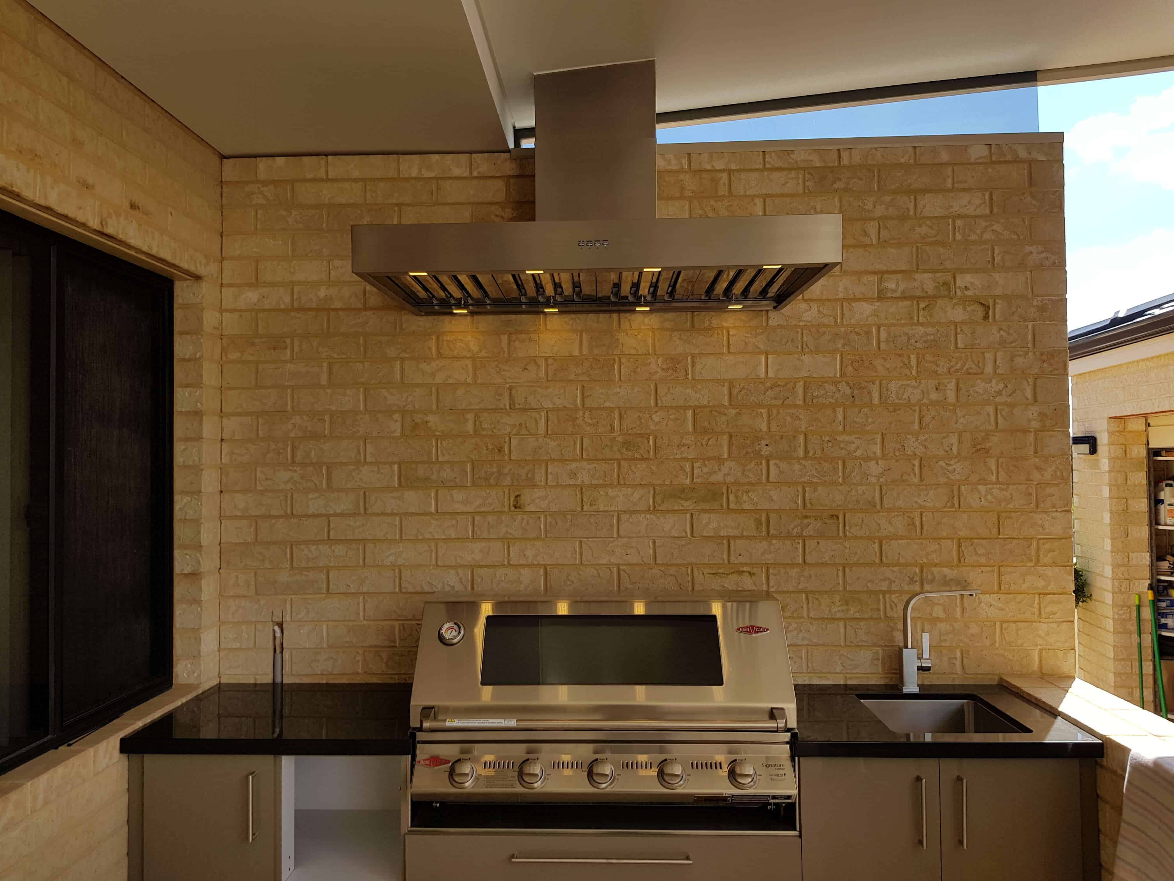 bbq exhaust systems