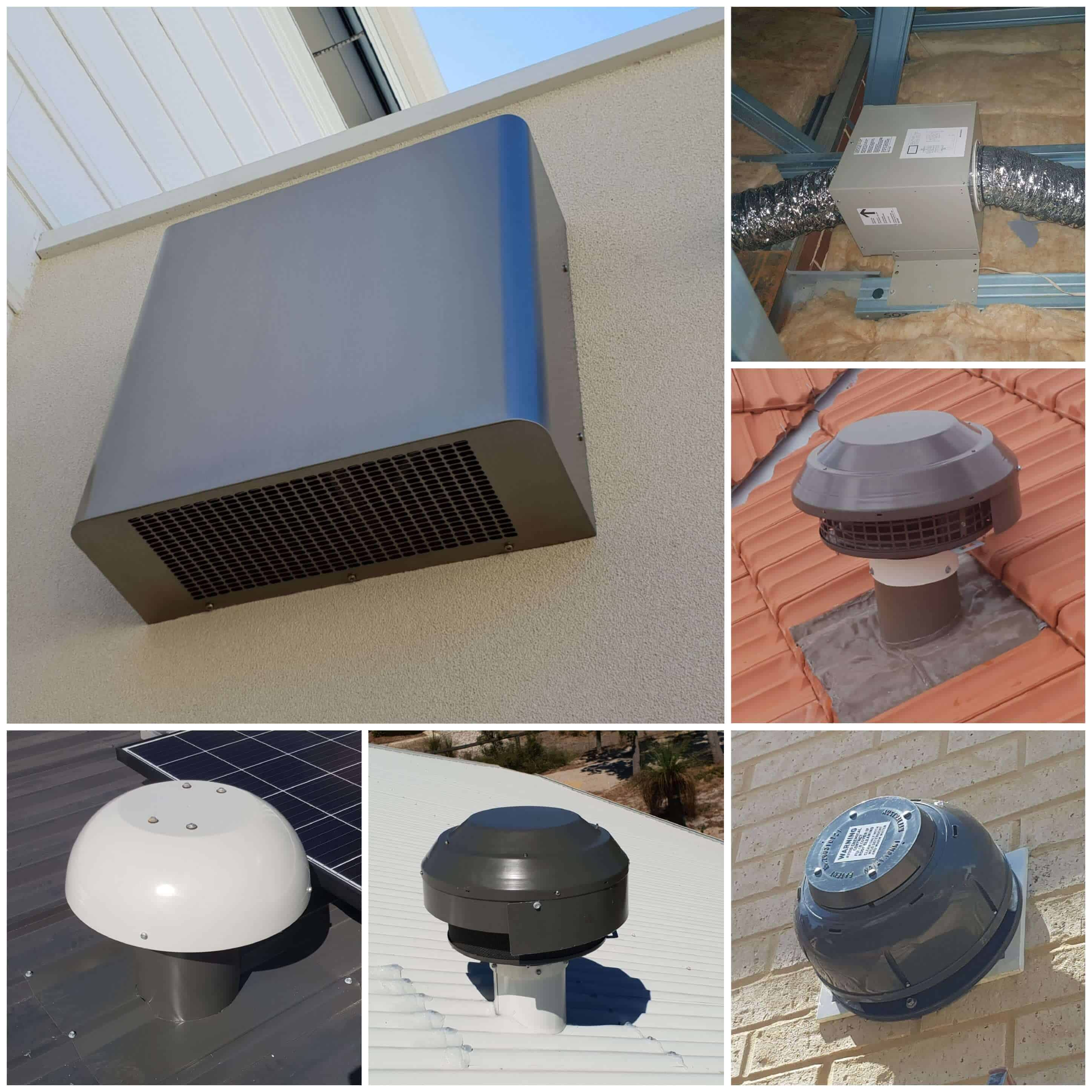 off board range hood vent