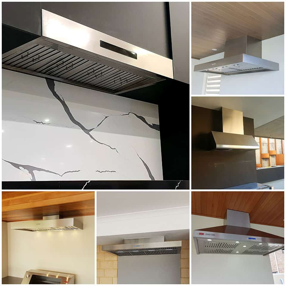rangehood installations