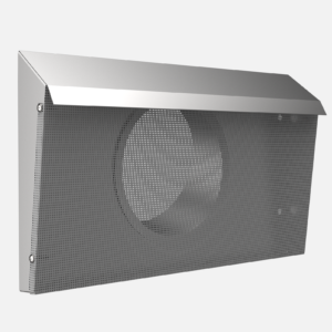 Wall Vent Stainless BAL