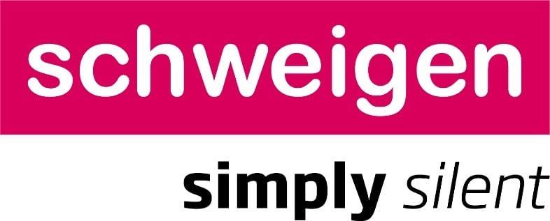 Schweigen Simply Silent Logo